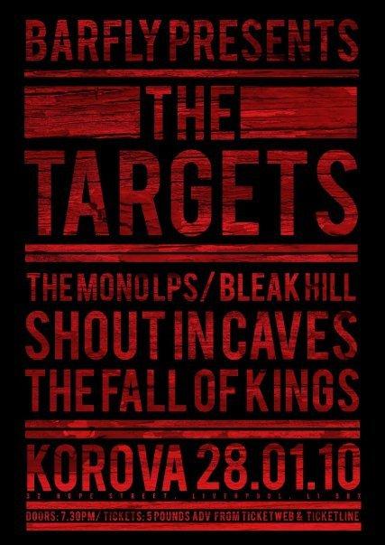 The Targets @ Korova