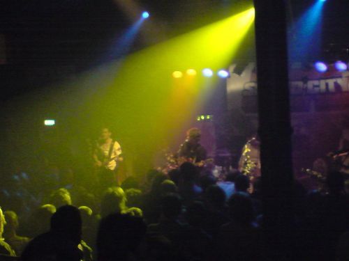 British Sea Power @ Masque Theatre